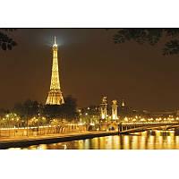 Фотообои Komar Эйфелева башня 4-321
