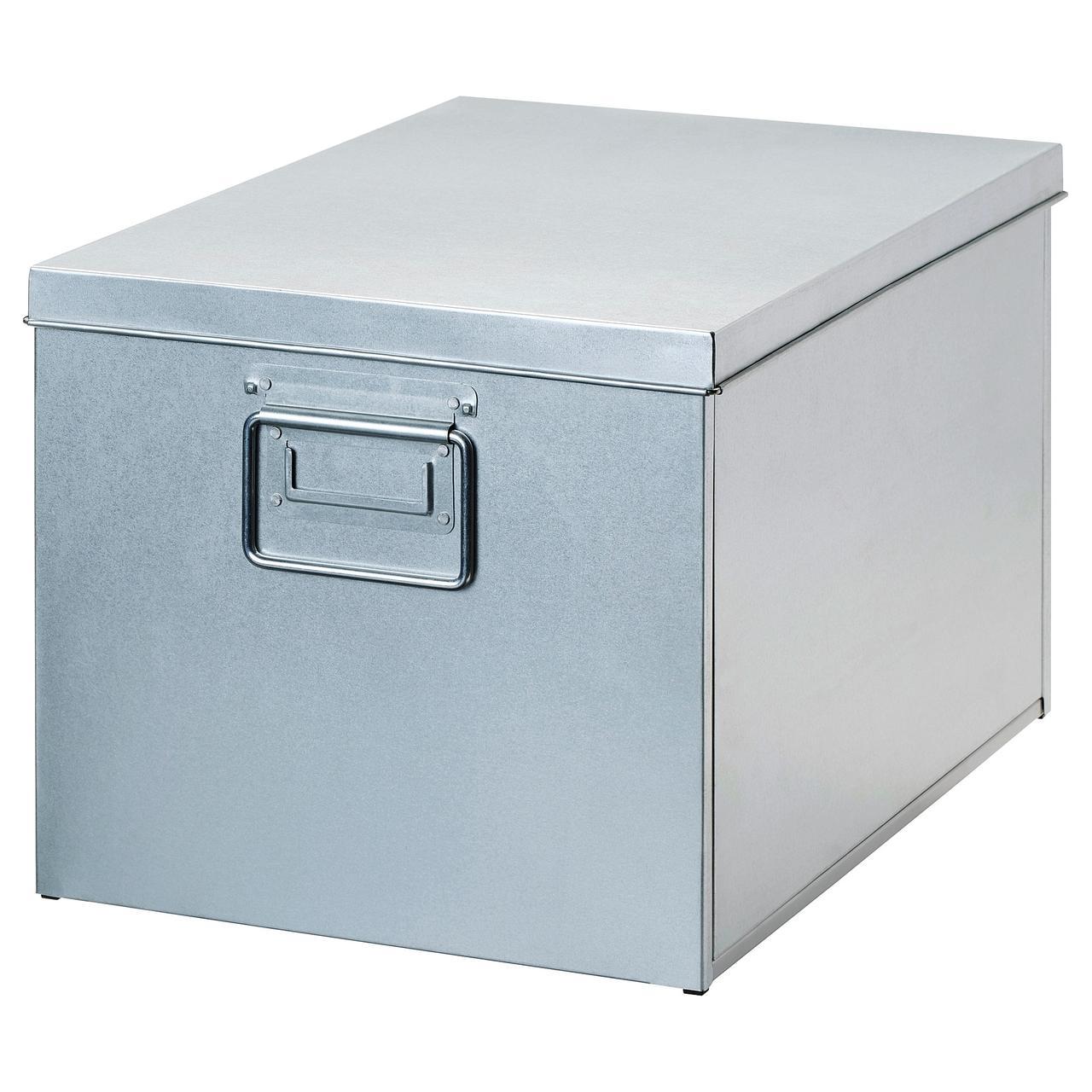 IKEA Коробка з кришкою OMBYTE ( 804.416.98)
