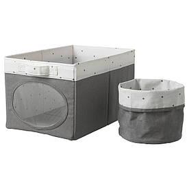 IKEA Комплект для зберігання NÖJSAM (604.415.00)