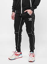 Штаны спортивные Adidas - Reflective, Black