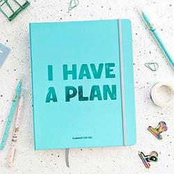 Планер I have a plan, Blue (123748)