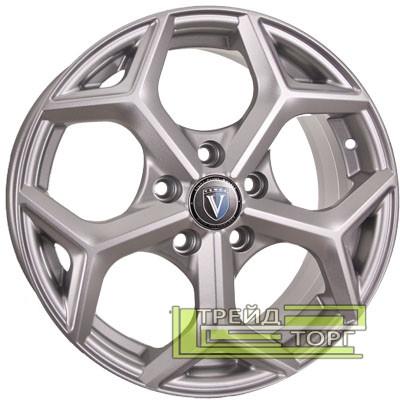 Литий Диск Tech Line TL1612 6.5x16 5x108 ET50 DIA63.4 Silver (Срібло)