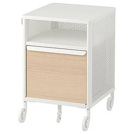 IKEA Шкаф на колесах BEKANT ( 692.868.06)