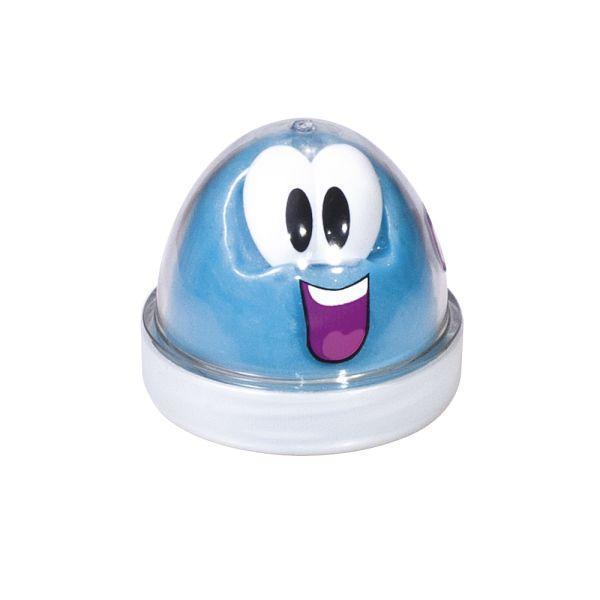 Пластилин для детской лепки Genio Kids Smart Gum, голубой с ароматом лесных ягод