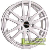 Литой Диск Tech Line TL335 5x13 4x100 ET35 DIA67.1 Silver (Серебро)