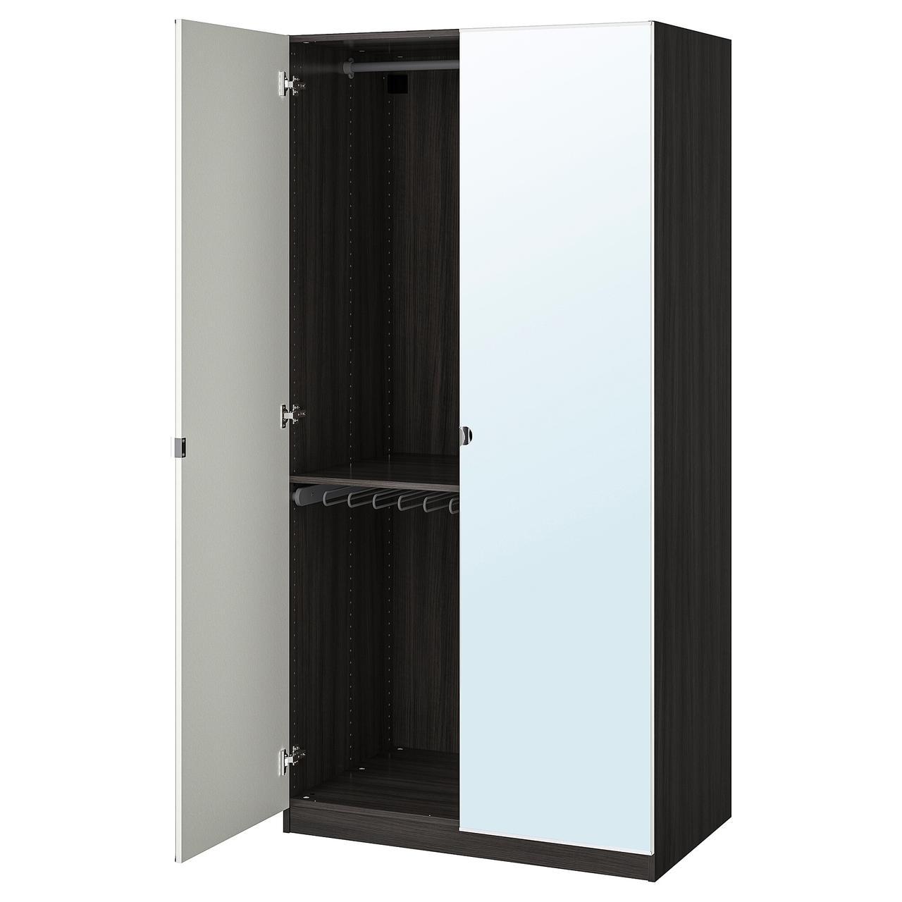 IKEA Шкаф с зеркальными дверями PAX (291.277.77)