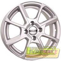 Литий Диск Tech Line TL438 5.5x14 4x100 ET43 DIA60 Silver (Срібло)