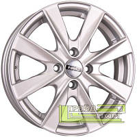 Литой Диск Tech Line TL524 5.5x15 4x100 ET46 DIA60.1 Silver (Серебро)