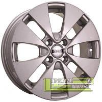 Литий Диск Tech Line TL531 6x15 4x100 ET48 DIA54.1 Silver (Срібло)