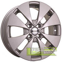Литой Диск Tech Line TL531 6x15 4x100 ET48 DIA54.1 Silver (Серебро)