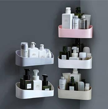 ► Современные полки для ванной