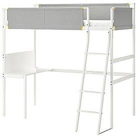 IKEA Каркас кровати-чердака VITVAL ( 693.025.66)