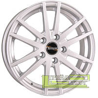 Литой Диск Tech Line TL535 6x15 5x112 ET45 DIA57.1 Silver (Серебро)