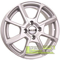 Литий Диск Tech Line TL538 6x15 4x108 ET45 DIA63.4 Silver (Срібло)