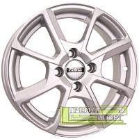 Литой Диск Tech Line TL538 6x15 4x108 ET45 DIA63.4 Silver (Серебро)