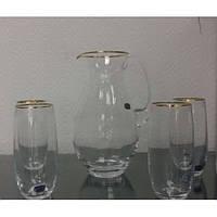 Набор для воды Bohemia Club (стакан 6х350 мл, кувшин 1х1,5 л) 7 предметов b1E470-Q8082