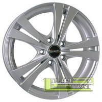 Литой Диск Tech Line TL716 6.5x17 5x114.3 ET45 DIA67.1 Silver (Серебро)