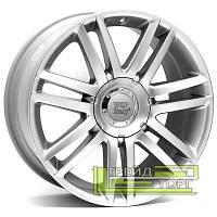 Литий Диск WSP Italy Audi (W544) Pavia 8x20 5x100/112 ET45 DIA57.1 Silver (Срібло)