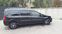 Дефлекторы окон Cobra Tuning Renault/Dacia Logan MCV 2004-2012