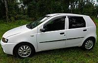 Дефлекторы окон Cobra Tuning Fiat Punto 2005-