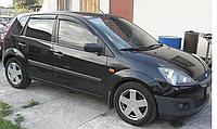 Дефлекторы окон Cobra Tuning Ford Fiesta 5d 2002-2008
