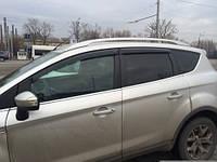 Дефлекторы окон Cobra Tuning Ford Kuga 2008-2012