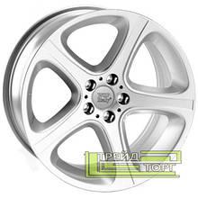 Литой Диск WSP Italy BMW (W642) X5 Space 10x19 5x120 ET46 DIA72.6 Silver (Серебро)