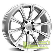 Литой Диск WSP Italy BMW (W648) Zurigo 9.5x20 5x120 ET25 DIA74.1 Silver (Серебро)