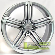 Литой Диск WSP Italy BMW (W650) Sofia 8.5x18 5x120 ET50 DIA72.6 Silver (Серебро)
