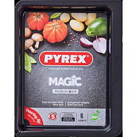Форма для запікання прямокутна Pyrex Magic 35х26 см, MG35RR6
