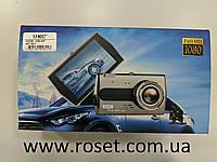 Автомобильный видеорегистратор UKC CSZ-Z27 WDR Full HD 1080P 2 камеры
