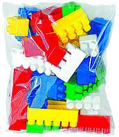 Детский конструктор пластиковый Polesie Малый, 48 деталей