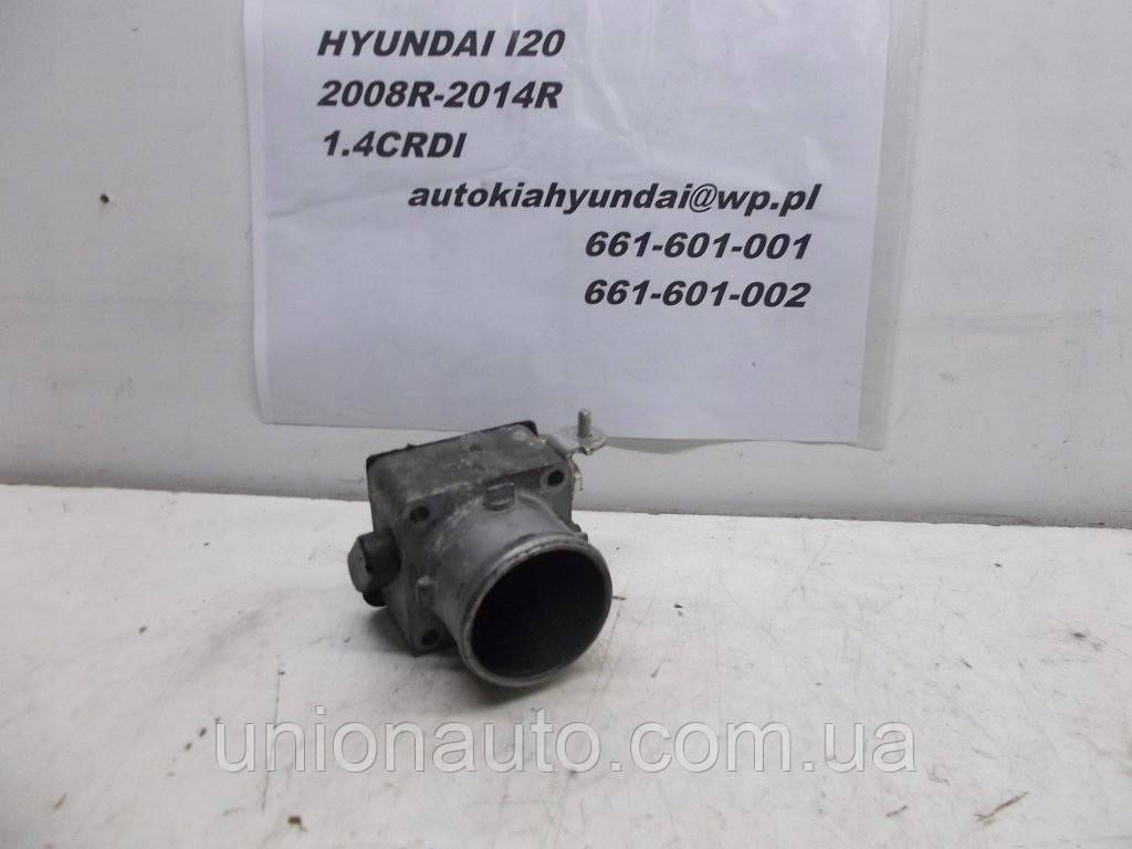 Дроссельная заслонка HYUNDAI I20 1,4 CRDI 2008-12R.