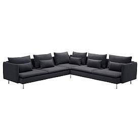 IKEA Диван нераскладной SÖDERHAMN ( 299.020.80)