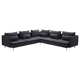 IKEA Диван нерозкладний SÖDERHAMN ( 299.020.80)