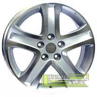 Литий Диск WSP Italy Suzuki (W2850) Sirius 6.5x17 5x114.3 ET45 DIA60.1 Silver Polished (Сріблястий