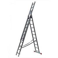 Лестница Практика 22463 11 ступеней 3х11
