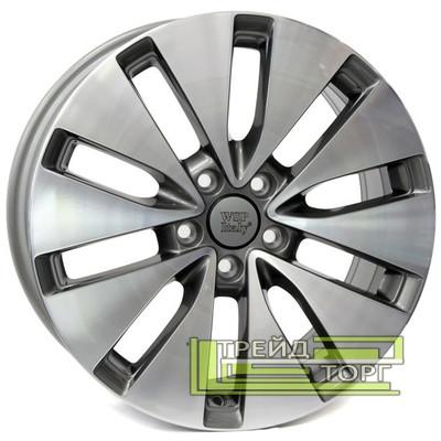 Литий Диск WSP Italy Volkswagen (W461) Ermes 6.5x16 5x112 ET39 DIA57.1 Anthracide polish