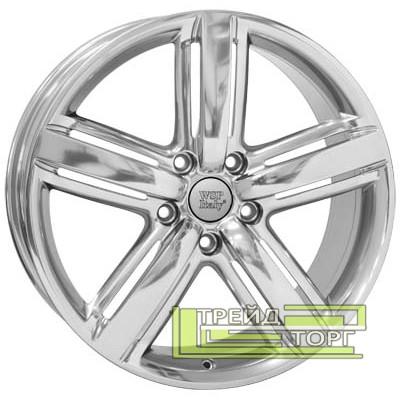 Литой Диск WSP Italy Volkswagen (W466) Salt Lake 8.5x19 5x130 ET59 DIA71.6 Silver (Серебро)