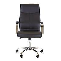 Кресло для руководителей Richman Монако Хром чёрное