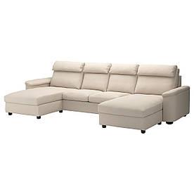 IKEA Диван нерозкладний LIDHULT (792.573.23)