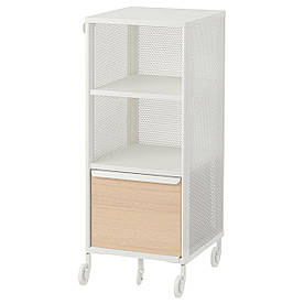 IKEA Шкаф на колесах BEKANT (592.825.35)