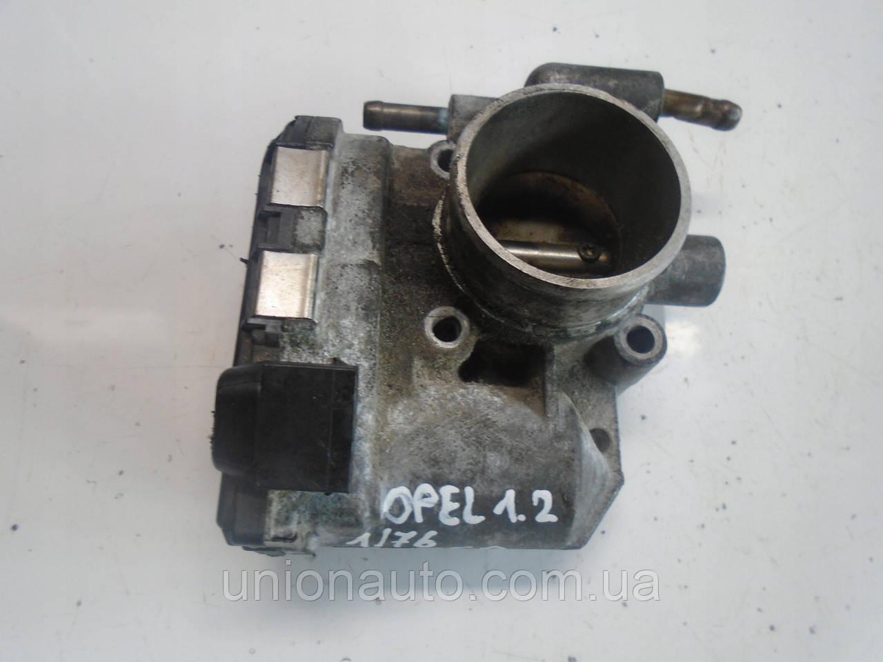 OPEL CORSA D 1.2 Z12XEP Дроссельная заслонка 0280750133