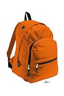 Рюкзак из полиэстера 600d SOL S EXPRESS-70200 (оранжевый_FF9900)