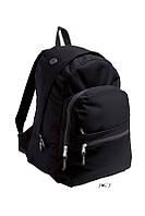 Рюкзак из полиэстера 600d SOL S EXPRESS-70200 (черный_000000)