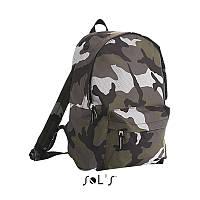 Рюкзак из полиэстера 600d SOL S RIDER-70100 (камуфляж_color1)
