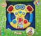 Детская игрушка музыкальная на батарейках Mommy Love «Руль», желтый, фото 2