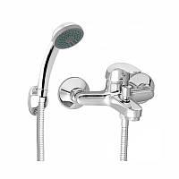 Смеситель для ванны с душевой лейкой Ferro Vasto BVA11