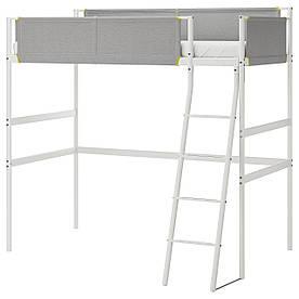 IKEA Каркас кровати-чердака VITVAL (104.112.42)