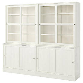 IKEA Комбинация витрин HAVSTA (692.768.69)